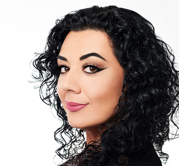 Nicole Aguiar headshot Makeup Artist