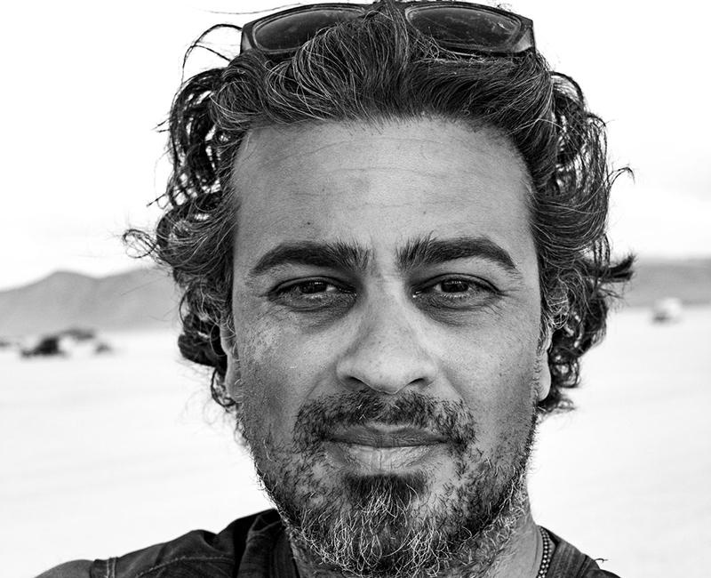 Photographer Arash Afshar