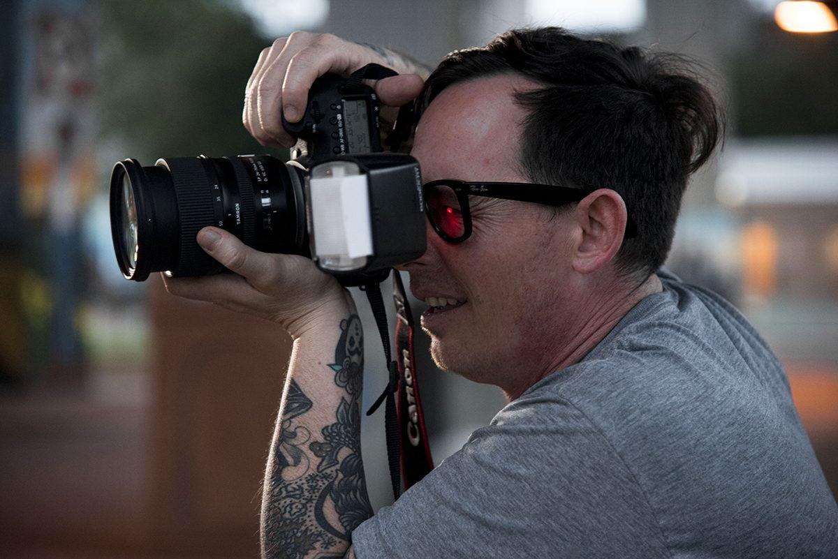 Photographer Yan Yanez